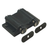 Double Magnetic Touch Latch 508 Black