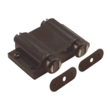 Double Magnetic Touch Latch 508 Brown