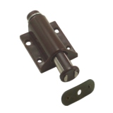 Single Magnetic Touch Latch 507 Brown